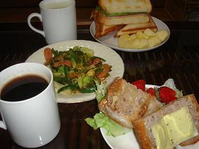 090531朝ご飯