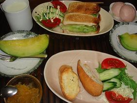 090622朝ご飯