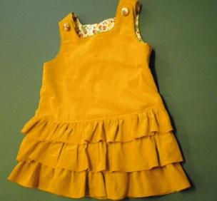 西江 ジャンバースカート1