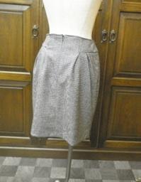 うえタイトスカート1