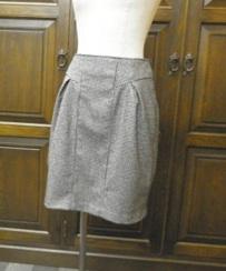 うえタイトスカート2