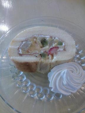 kacha kacha roll cake