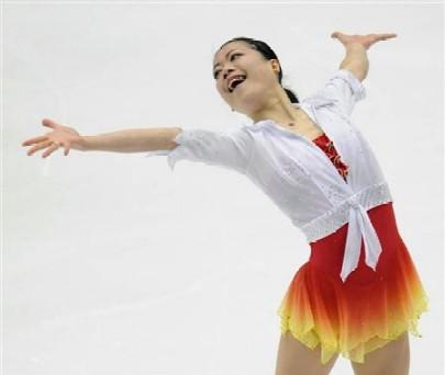 鈴木明子選手