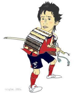 内田篤人選手@鹿島アントラーズ