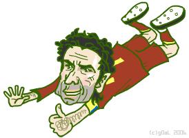 ルイス・フィーゴ選手@ポルトガル