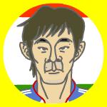 水本選手@千葉