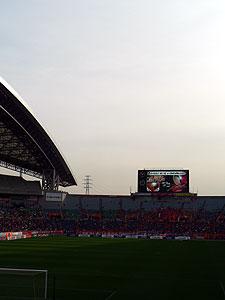 冬の埼玉スタジアム2006