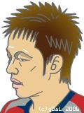 #13 柳沢敦選手