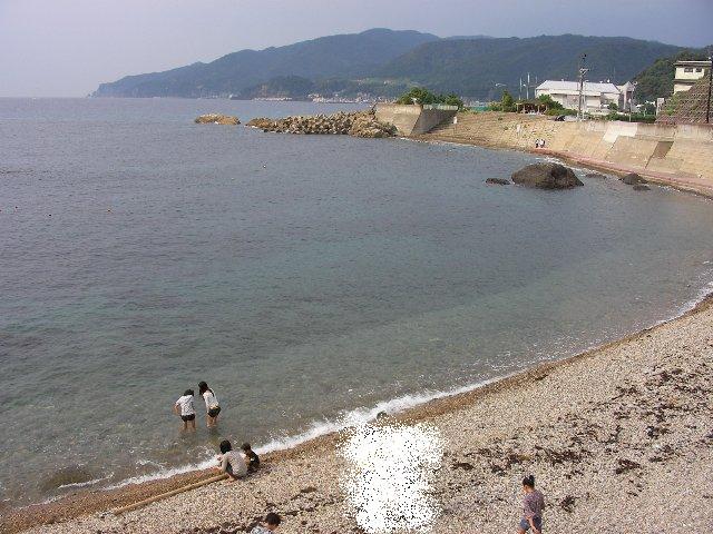 敦賀の海1