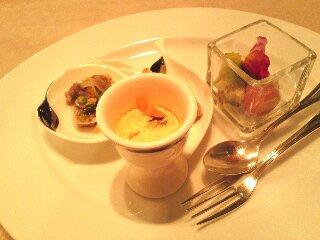北海道ホテルディナー
