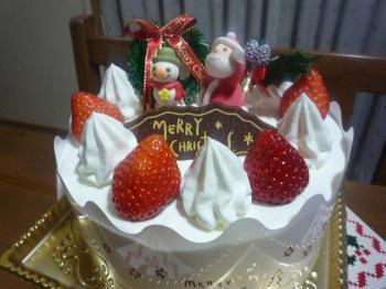 メーリークリスマスでしたね。