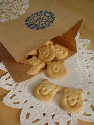 プーさんのミニクッキー