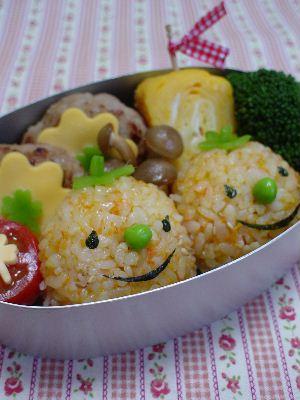 みかんちゃんのお弁当