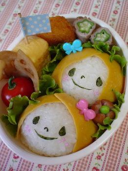 りぼんchan'sのお弁当