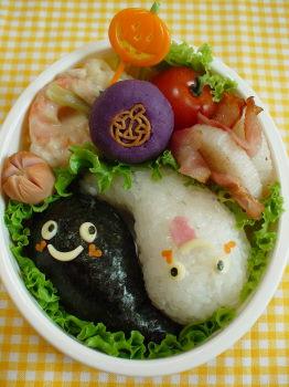 おばけchan'sのお弁当