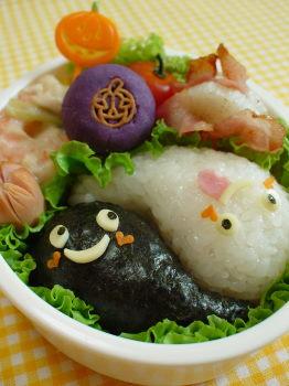 おばけchan'sのお弁当2