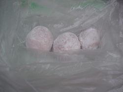 ハニーレモン風味肉巻きポテト2