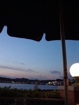 江ノ島の花火2