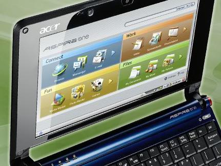 aspire one linux