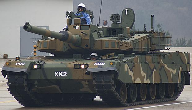 南チョソの次期主力戦車