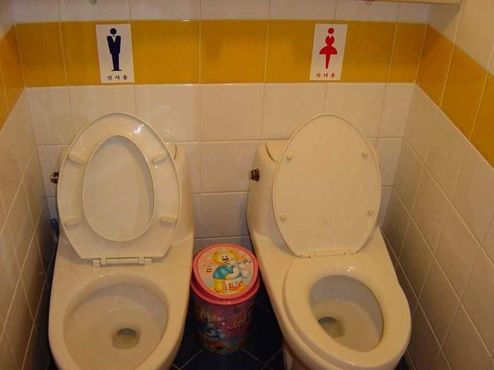 南鮮のトイレ2(アベックでどうぞ!)