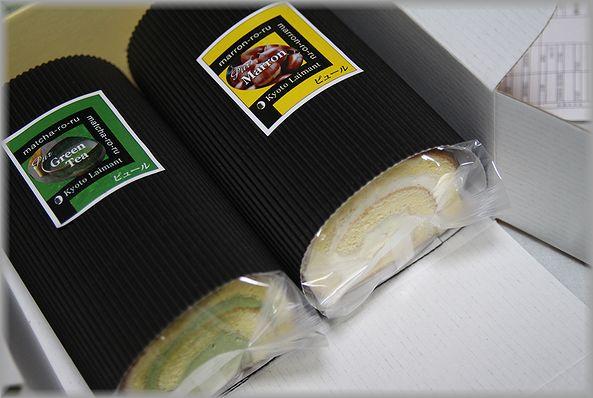 2011.12.25ロールケーキ