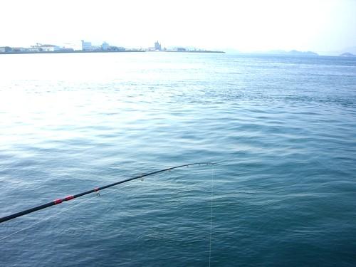 人生初の釣りに挑戦!!