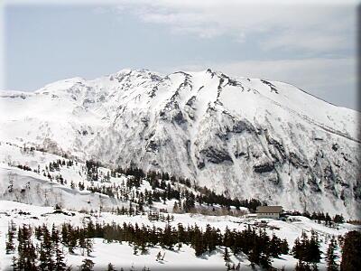 P505富良野岳