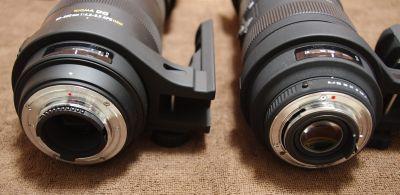 SIGMA APO50-500mm
