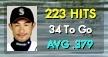 Ichiro Countdown.widget