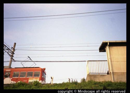 阪堺電車だぁ~