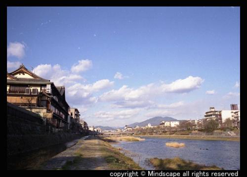 賀茂川河原