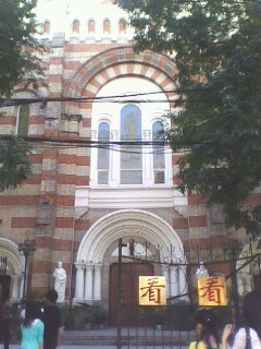 西開教堂2