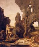 ギュスターヴ・モロー「ヘラクレスとレルネのヒュドラ」