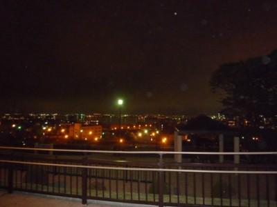 元町の夜景
