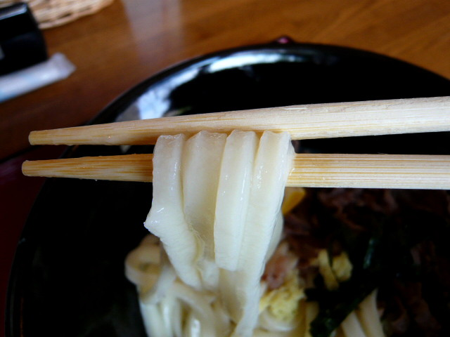 肉ぶっかけ麺2