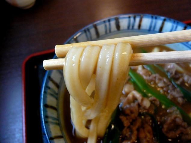 麦の里カレー麺