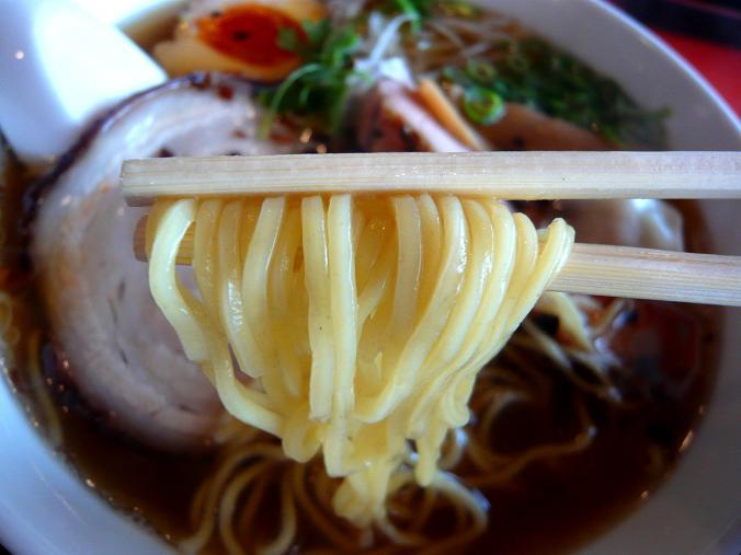 Wスープ麺