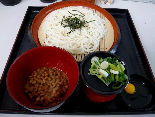 冷し納豆1