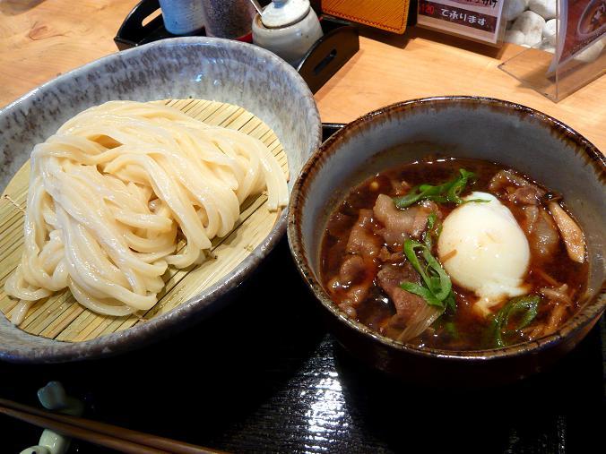 しし玉つけ麺