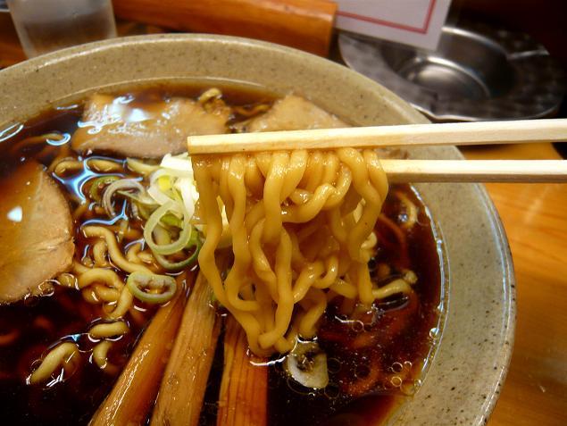 モチモチ麺