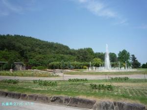 噴水P1050574