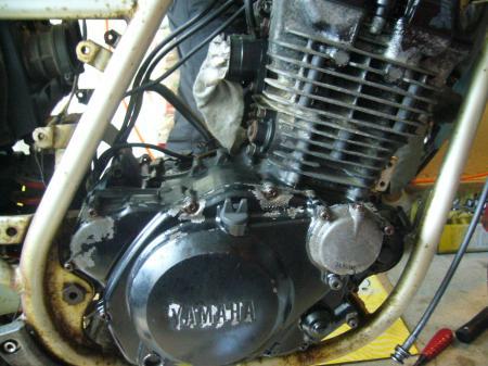 四角目エンジン 1