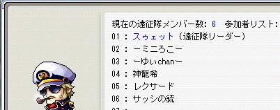 今日のアキバBOSSメンバー20090104