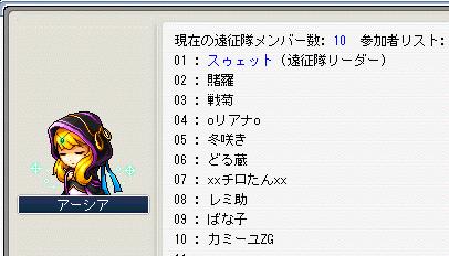 魔獣メンバー20090211