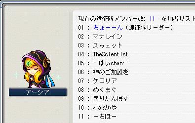 魔獣メンバー20090228