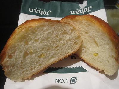 Johanコーンパン