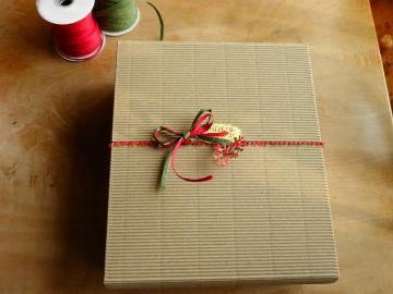 クリスマスプレゼントの詰め合わせ