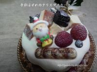 20090729クリスマスケーキ1のコピー