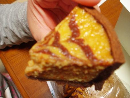 ポタジエ キャロットケーキ